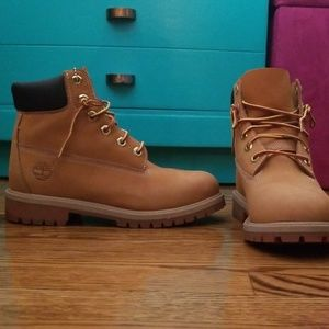 Timberland Womens Waterproof Boots